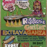 2009 Resophonic Guitar Extravaganza - Musicians & Guitars