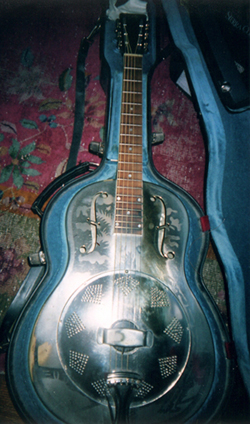 The Guitar that Started it All